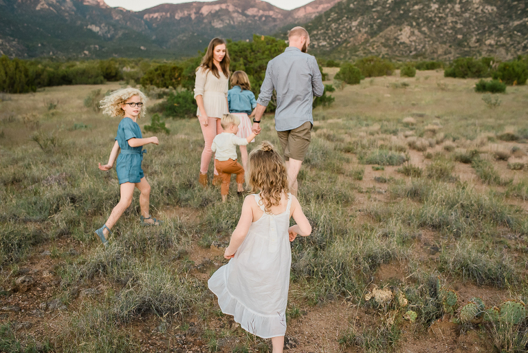 The best family photographer in Albuquerque