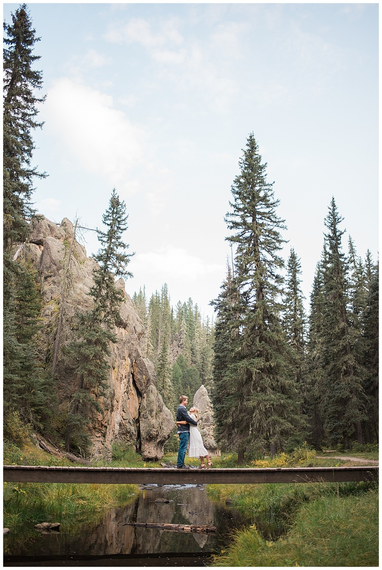 Jemez mountains family pictures by family photographer Alison Hatch best